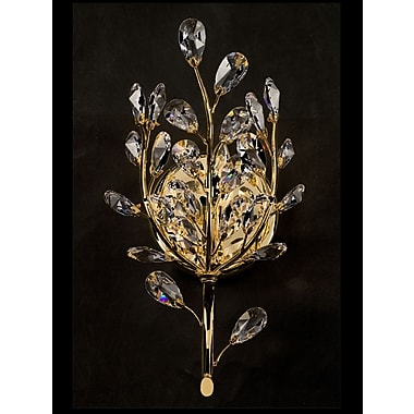 Dale Tiffany Cranford Wall Sconce in Gold
