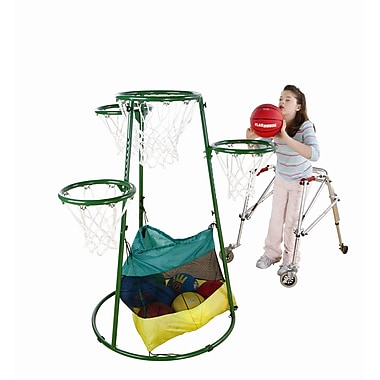FlagHouse Basketball Stand