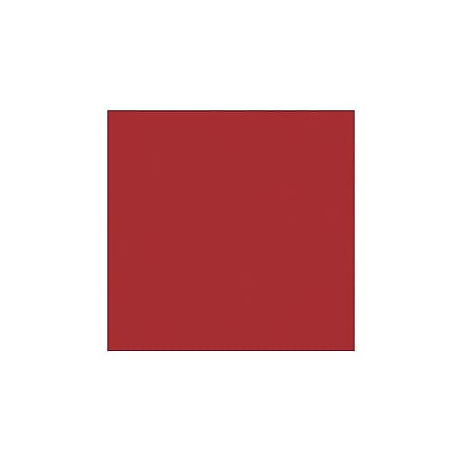 LUX 12 x 12 Paper 1000/Box, Ruby Red (1212-P-18-1M)