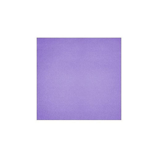 "LUX® 12"" x 12"" Paper, Amethyst Purple Metallic, 1000/Box (1212-P-M04-1M)"