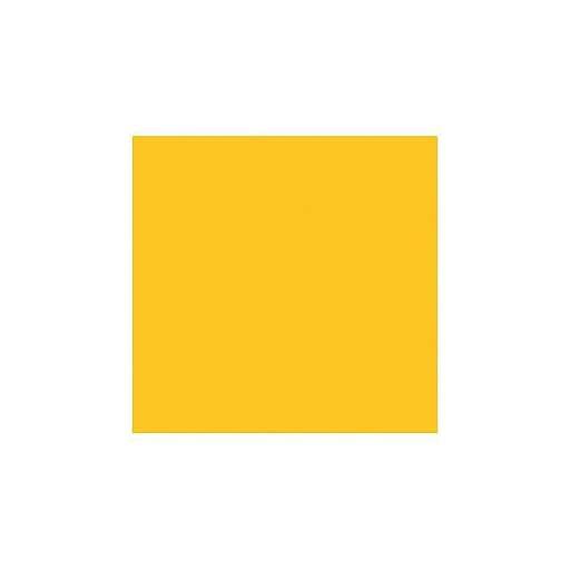 LUX 12 x 12 Paper 1000/Box, Sunflower (1212-P-12-1M)