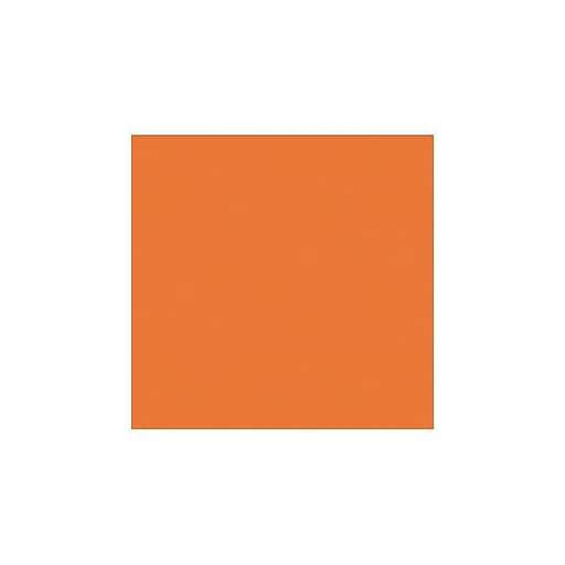 LUX 12 x 12 Paper 250/Box, Mandarin (1212-P-11-250)