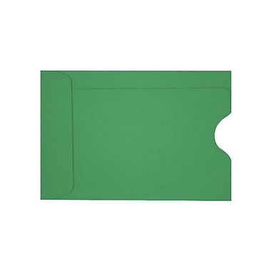 LUX® Credit Card Sleeves, 2-3/8