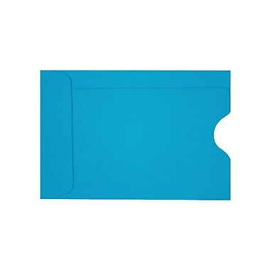 LUX® Credit Card Sleeve, 2 3/8