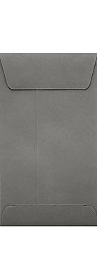 LUX #5 1/2 Coin Envelopes (3 1/8 x 5 1/2) 1000/Box, Smoke (LUX-512CO-22-1M)