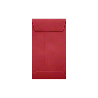 LUX® #5-1/2 Coin Envelopes with Peel and Seel Closures, 3-1/8