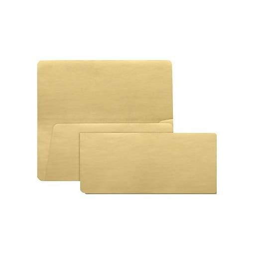 LUX Airline Ticket (3 7/8 x 8 3/8) 1000/Box, Gold Metallic (AIR378-M07-1M)