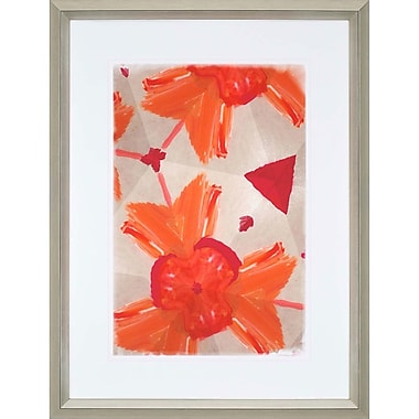 Paragon Summer Splash II Framed Painting Print