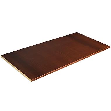 Grain Wood Furniture Shaker Optional Armoire Shelf; Cherry