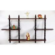 Mega Home 3 Tier Wall Shelf