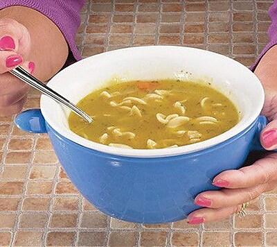 Deluxe Comfort Microwave Bowl