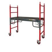 MetalTech Buildman Series 6.33' H x 75.72'' W x 30.96'' D Steel Baker Scaffolding