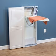 Household Essentials Iron 'n Fold  Built-in Ironing Board