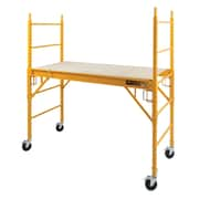 MetalTech Jobsite Series 6.167' H x 74'' W x 29.8'' D Steel Baker Scaffolding