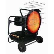 Master 125,000 BTU Portable Kerosene Radiant Utility Heater