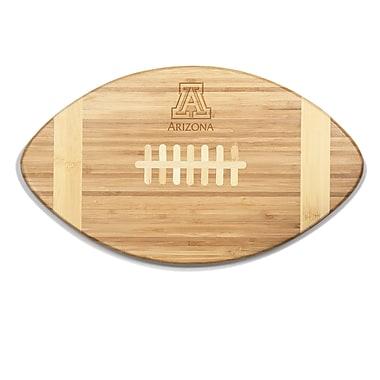 Picnic Time NCAA Touchdown! Engraved Cutting Board; Arizona