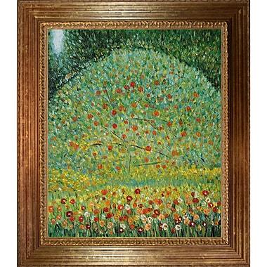 Wildon Home Apple Tree I by Gustav Klimt Framed Painting