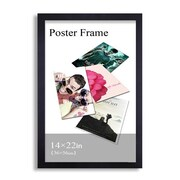 AdecoTrading Picture Frame; 14'' x 22''