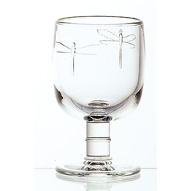 La Rochere Dragonfly Glass Wine, 7 Oz, 6/Pack