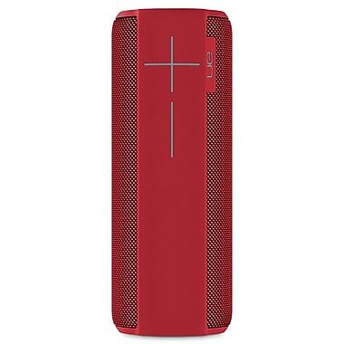 Logitech – Haut-parleur Bluetooth sans fil Ultimate Ears Megaboom, rouge lave (984-000484)