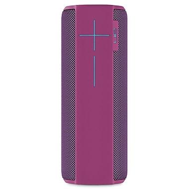 Logitech – Haut-parleur Bluetooth sans fil Ultimate Ears Megaboom, prune (984-000490)