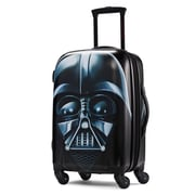 "American Tourister Disney Star Wars Darth Vader Black 21"" Hardside ABS/PC split case shell (65777-4572)"