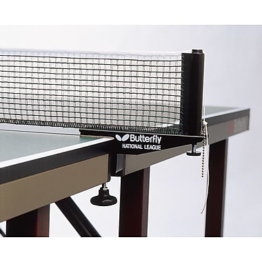 Butterfly BTY National League Table Tennis Net Set