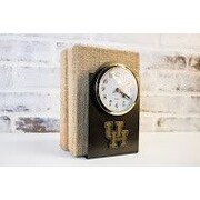 HensonMetalWorks Collegiate Desk Clock; University of Houston