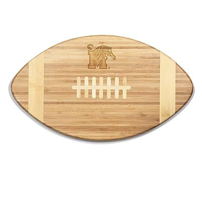 Picnic Time NCAA Touchdown! Engraved Cutting Board; Memphis