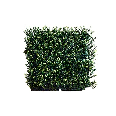 Greensmart Decor Artificial Ficus Spring Wall Panels, Set of 4 (MZ- 8048Y)