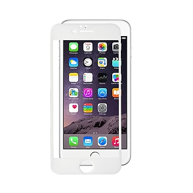 Phantom Glass for iPhone 6S Plus, Edge-To-Edge, White