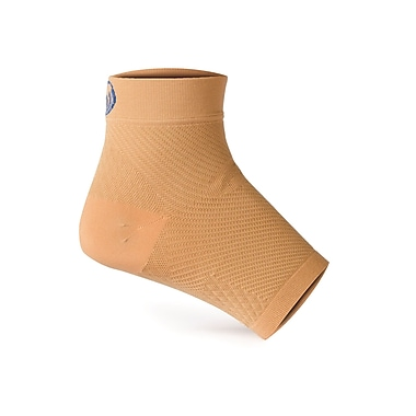 FS6 Unisex Foot Sleeves 32345N, Nude, Size Large