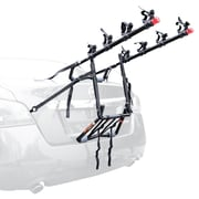 Allen Sports 104DB 4 Bike Trunk Rack, Black