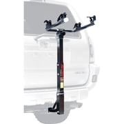Allen Sports 522RR Deluxe Hitch Mounted 2-Bike Carrier, Black