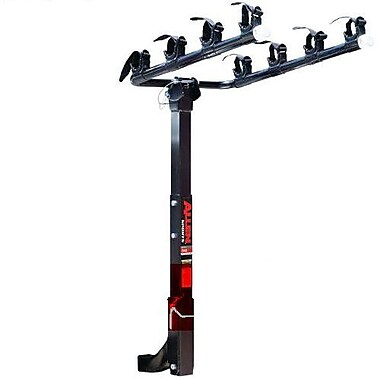 Allen Sports 542RR Deluxe 4-Bike Hitch Carrier, Black