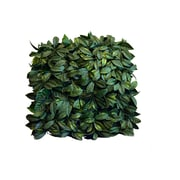 Greensmart Decor Artificial Lemon Leaf Wall Panels, Set of 4 (MZ- 8070)