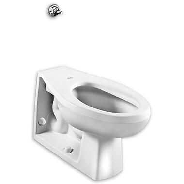 American Standard Elongated 1.28 GPF Elongated Toilet Bowl