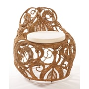 Jo-Liza Rope Lace Stool