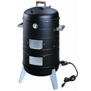 Meco Southern Country 2 in 1 Electric Water Smoker & Grill