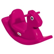 Little Tikes Rocking Horse in Magenta