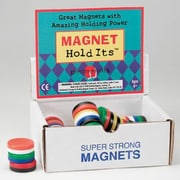 Dowling Magnets Button Magnet Display 40 Pcs