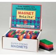 Dowling Magnets Block Magnet Display 40 Pcs