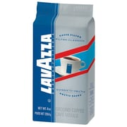 Lavazza Filtro Classico Ground Coffee, 8oz (2852) (20 Pack)