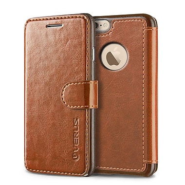 Layered Dandy iPhone 6/6S Case, Brown