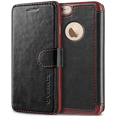 Verus – Étui Layered Dandy pour iPhone 6/6S, noir