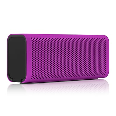 Braven 705 Portable Bluetooth Speaker, Purple