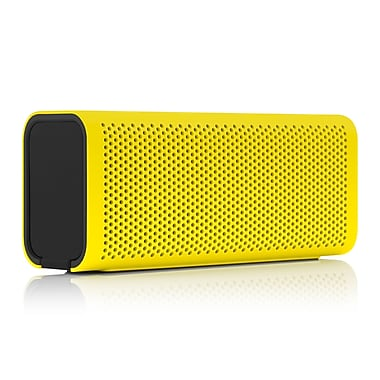 Braven 705 Portable Bluetooth Speaker, Yellow