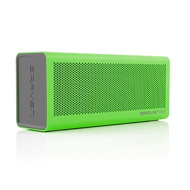 Braven 805 Portable Bluetooth Speaker, Green