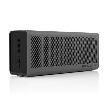 Braven 805 Portable Bluetooth Speaker, Grey