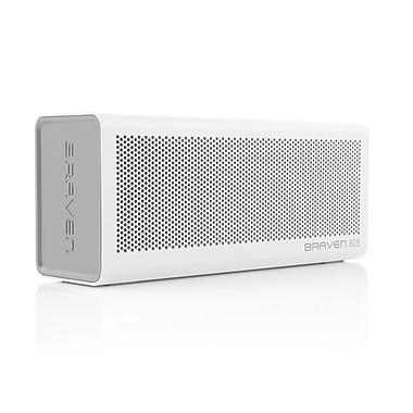 Braven 805 Portable Bluetooth Speaker, White